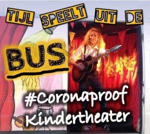 Tijl Damen: Coronaproof Kindertheater