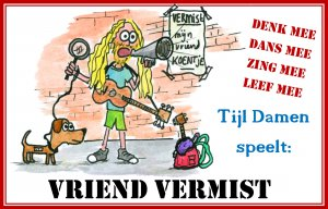 Poster_Vriend_Vermist_TijlDamen