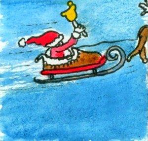 Liedjes_122_De_kerstman_in_zijn_slee