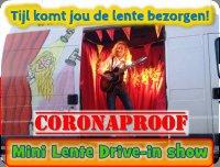 Lente drive in show - Coronaproof Kindervoorstelling