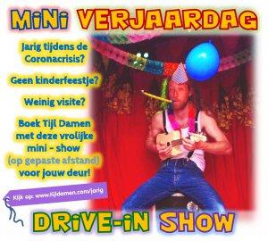 PosterMiniVerjaardagShow